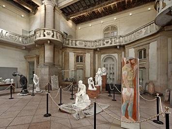 Museo Archeologia foto Fiorenzo Cantalupi